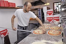 wypiek pizzy